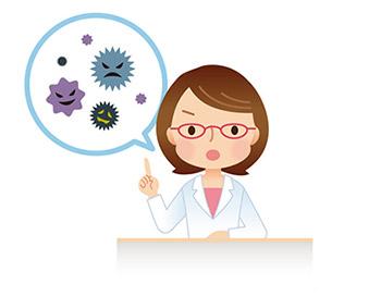 夏カゼはエンテロウイルスやアデノウイルスが原因