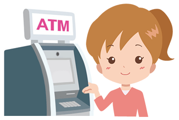 取引をする銀行のサイトなどで扱いをチェックしてみてくださいね。